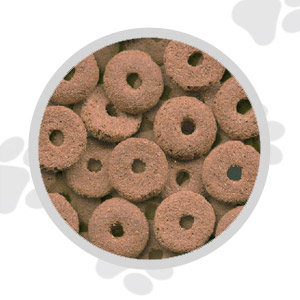Working Dog Beef Rings