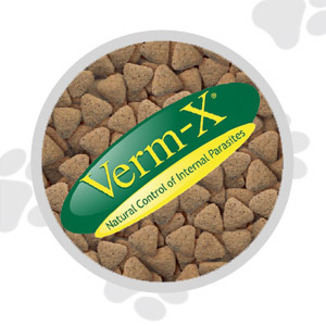 Super Premium Lamb and Rice Dog Food with Verm-X®