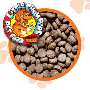 Little Chompers Chicken Dog Food