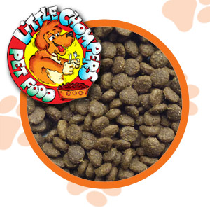 Little Chompers Fish Dog Food