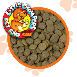 Little Chompers Lamb Dog Food
