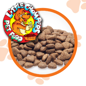 Little Chompers Natural Dog Food