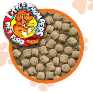 Little Chompers Senior Dog Food