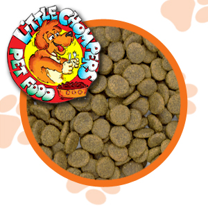Little Chompers Turkey Dog Food